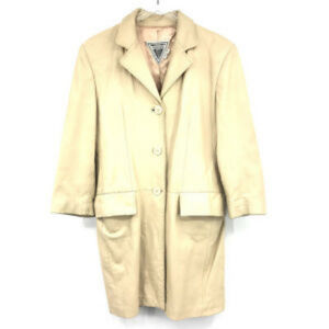 J. Percy Marvin Richards Trench Coat S